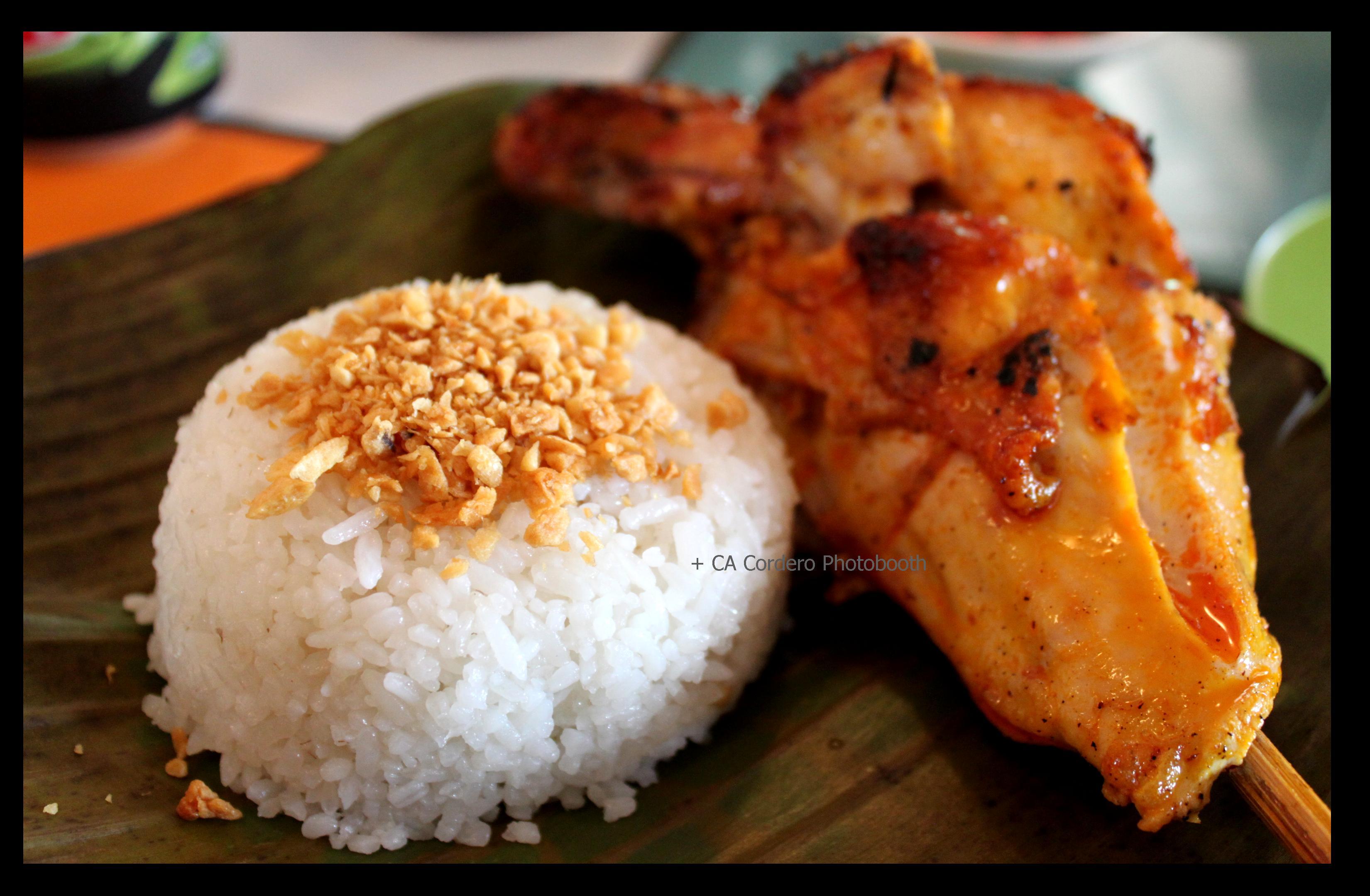 Inasal Chicken